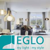 EGLO LED lámpatest