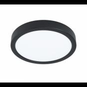 LED panel fekete kerettel