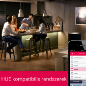 Philips Hue kompatibilis