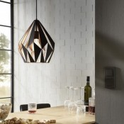 Skandináv stílusú LED lámpa
