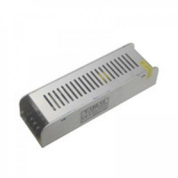 LED tápegység , 12 Volt , 240 Watt , 20A , ipari  , Slim , vékony