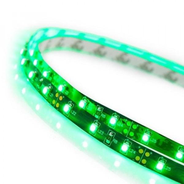 LED szalag , 3528 , 60 led/m , 3.6 W/m , zöld