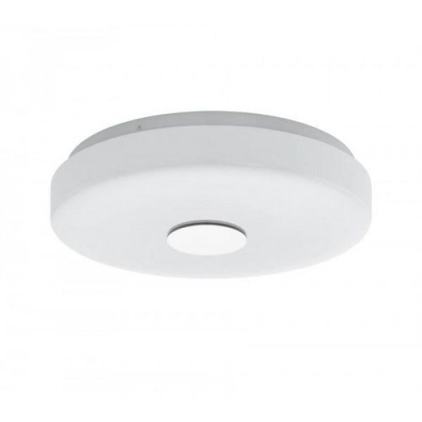 LED lámpatest , kerek , mennyezeti , 17W ,  dimmelhető , RGB , CCT , fehér , EGLO , BERAMO-C , 96819