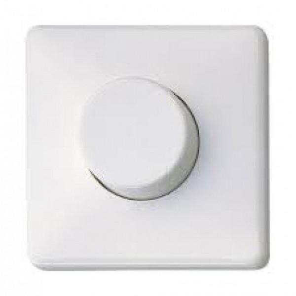Fali kapcsoló , dimmer , 230V AC , DALI MCU , fehér színű