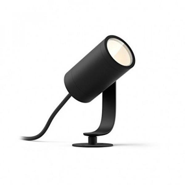 LED lámpatest , kiegészítő , Philips Hue , Lily , kültéri , 8 W , RGB , CCT , dimmelhető , IP65