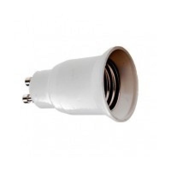Lámpa foglalat átalakító , GU10-E27