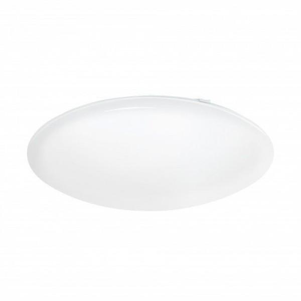 LED lámpatest , kerek , mennyezeti , mozgásérzékelős , 18W , meleg fehér , EGLO , GIRON-M , 97102
