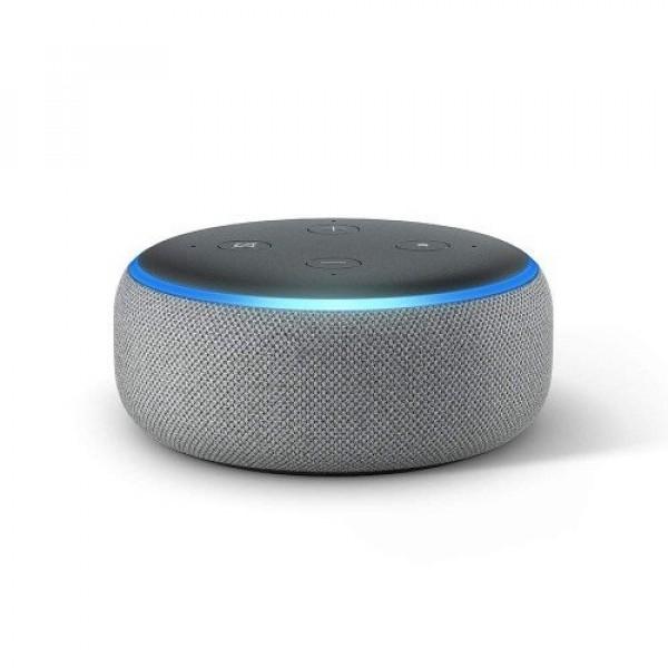 Amazon Echo Dot , 3. generációs , szürke