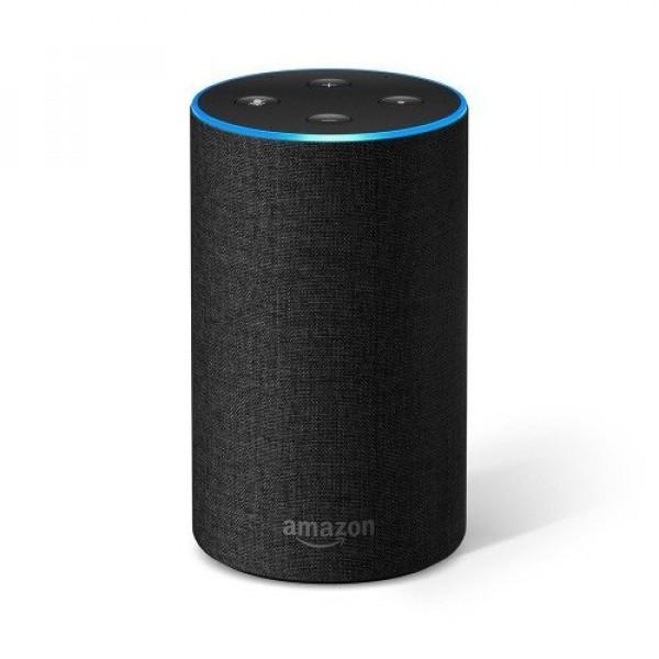 Amazon Echo , 2. generációs , fekete