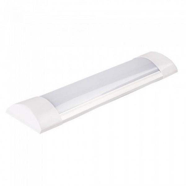 LED lámpatest , 10W , 30 cm , kompakt armatúra , meleg fehér , 120 lm/W (A++) , Samsung Chip , 5 év garancia