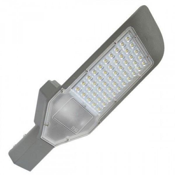 Utcai LED lámpatest , 80 Watt , közvilágítás, hideg fehér