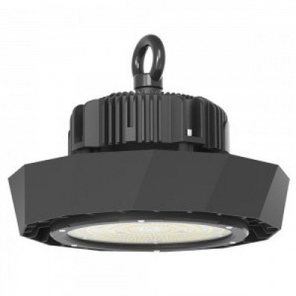 Csarnok világító LED lámpatest  , UFO , 100 Watt , hideg fehér , A++ , 180 lm/W , Samsung Chip , 5 év garancia