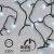 Led fényfüzér , beltéri/kültéri , cherry , 80 led , 8 m , hideg fehér , időzítős , IP44