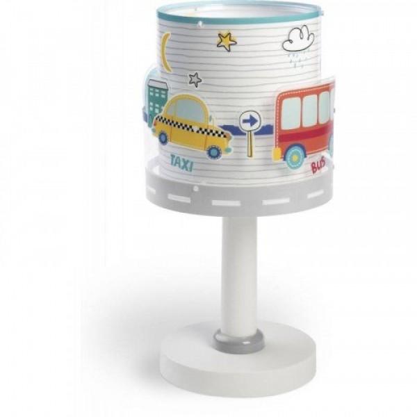 LED lámpa , asztali , E14 , DALBER , BABY TRAVEL , 61681