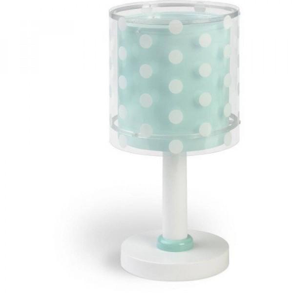 LED lámpa , asztali , E14 , DALBER , DOTS , 41001H