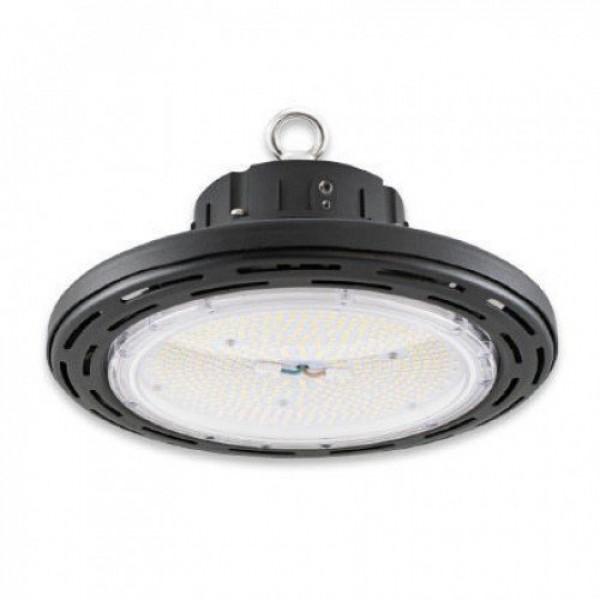 Csarnokvilágító LED lámpatest  , UFO , 105 Watt , 15225 lumen , természetes fehér , TUNGSRAM , 5 év garancia