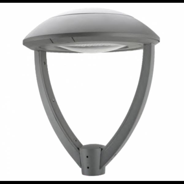 Utcai LED lámpatest , modern forma , A típus , 50 Watt , A++ , 130 lm/W , 6500 lumen