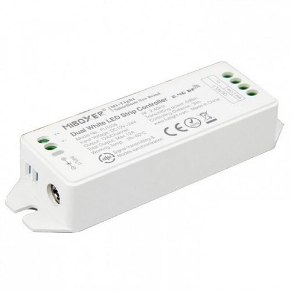 Csoport (zóna) vezérlő , group control, CCT , állítható színárnyalat , SMART , MESH , Mi-Light