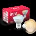 LED lámpa , égő , INNR , szpot , 4 x GU10 , 42° , 4 x 4.8 Watt , CCT , dimmelhető , Philips Hue kompatibilis